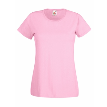 "Фуфайка ""Lady Fit Value Weight"" 165, L, светло-розовый"